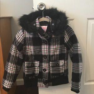 Girls Justice coat